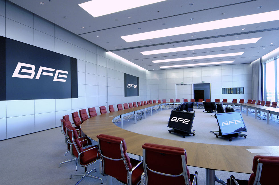 Bfe Tv Meeting Room And Auditorium Solutions