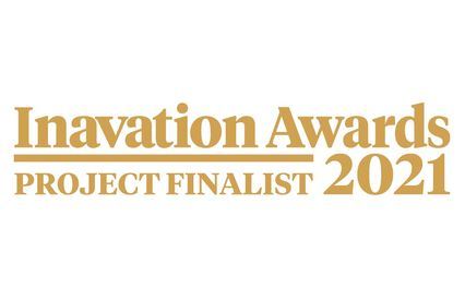 2021 Logo Inavation Awards Project Finalist